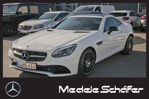 Mercedes SLC 200 AMG AMG Line utom