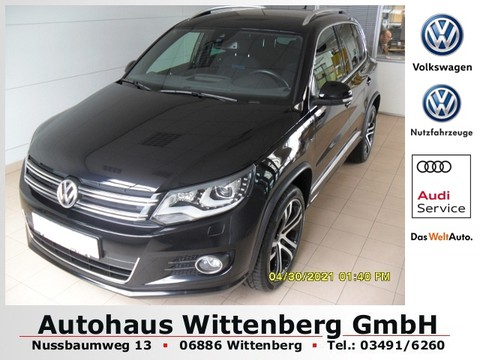 Volkswagen Tiguan 2.0 TDI CityScape