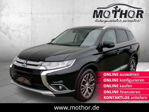 Mitsubishi Outlander 2.2 l TOP safety package