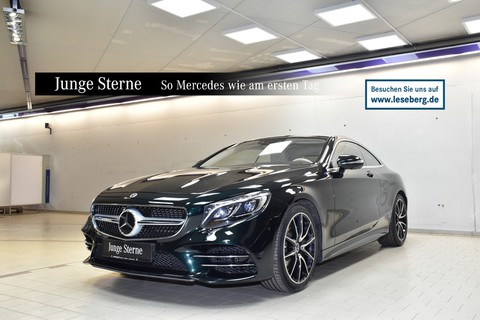 Mercedes-Benz S 450 Coupé AMG Line Fahrassis °