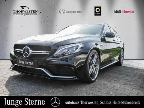 Mercedes-Benz C 63 S T ° 8-fach Drivers-Pack