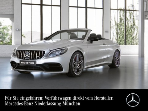 Mercedes-Benz C 63 S Cabriolet Sportpaket