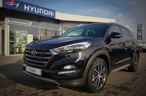 Hyundai Tucson 1.6 T-GDi 7 Passion