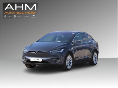 Tesla Model X P100DL Ludicrous 7-S 20 On stock VAT MWST