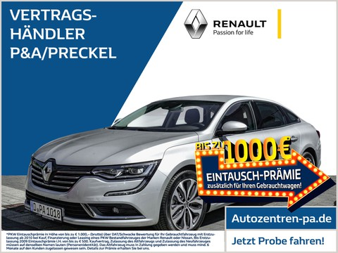 Renault Talisman LIMITED TCe 225 GPF Deluxe-Paket