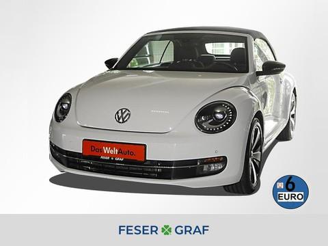 Volkswagen New Beetle 1.2 TSI Cabrio CLUB Plus Fender