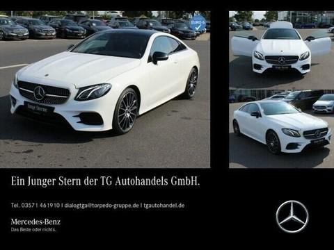Mercedes-Benz E 220 d Coupé AMG BURMESTER®