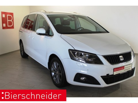 Seat Alhambra 2.0 TDI Style Connect 17