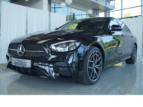 Mercedes-Benz E 200 d AMG LUXURY--°
