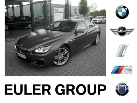 BMW 640 Gran Coupe d M Sport Sonderlack