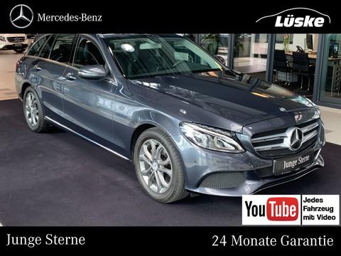 Mercedes-Benz C 180 T Avantgarde Business