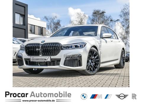 BMW 745 e M Sportpaket HIFI