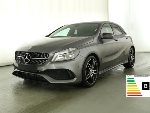 Mercedes A 180 AMG-LINE Night-Paket