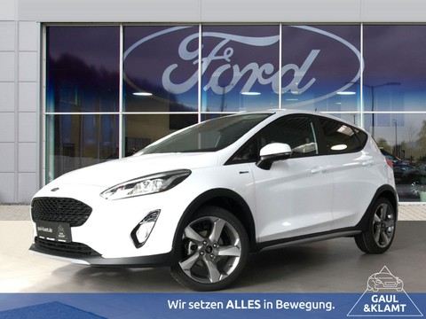 Ford Fiesta 1.0 EcoBoost Active # #