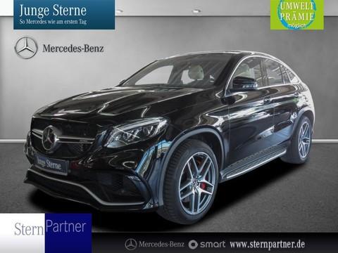 Mercedes GLE 63 AMG S AMG Coupé HARMAN