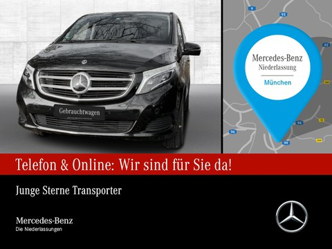 Mercedes-Benz V 250 AVANTGARDE EDITION Extralang