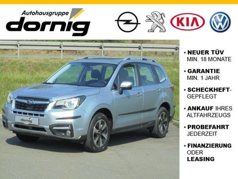 Subaru Forester Exclusive