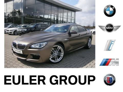 BMW 640 Gran Coupe d M Sport