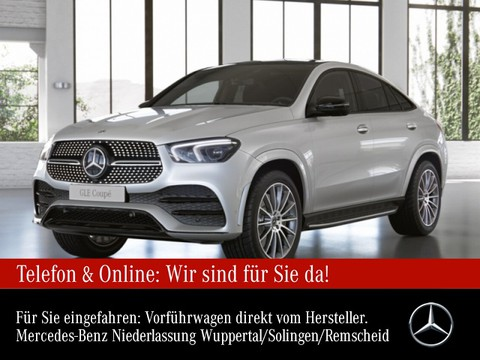 Mercedes-Benz GLE 350 d Cp AMG Sportpaket Night AMG