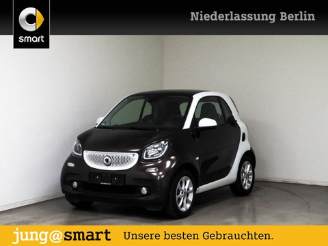 smart ForTwo 52kW passion