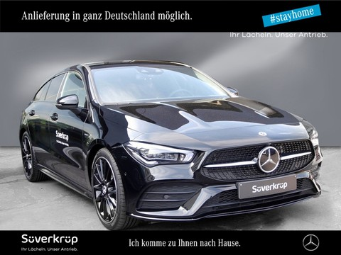 Mercedes-Benz CLA 220 d Shooting Brake AMG NIGHT EDITION MBUX