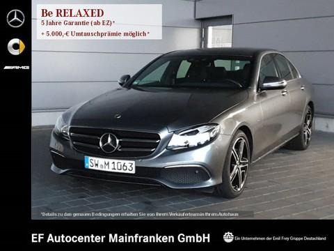 Mercedes-Benz E 300 3.1 d SPORTSTYLE-Avantgarde Neupreis 785