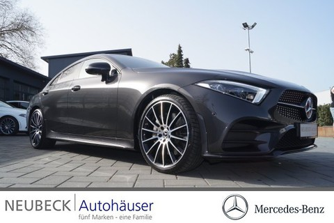 Mercedes-Benz CLS 350 AMG Line Carbon