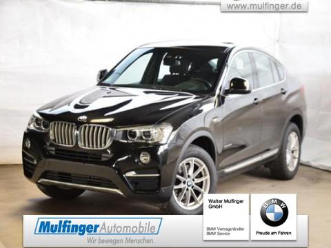 BMW X4 20dA Sports NaviPr KomfZ