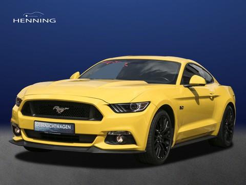 Ford Mustang 5.0 V8 GT Deutsches FZG Unfallfre