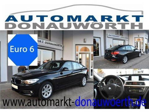 BMW 318 Gran Turismo 318d GT