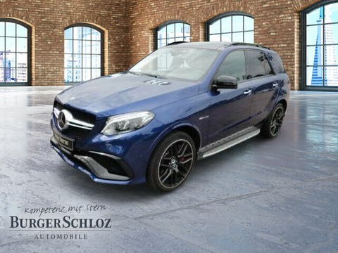 Mercedes-Benz GLE 63 AMG S AMG DRIVERS