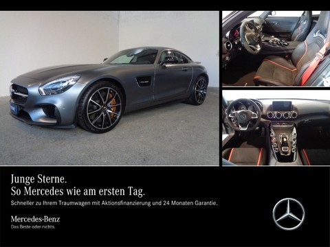 Mercedes AMG GT S Edition 1