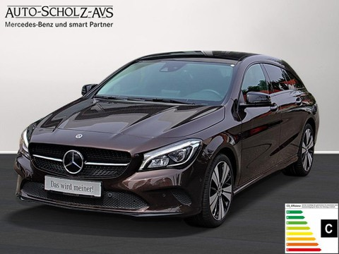 Mercedes CLA 220 Shooting Brake Urban Night L