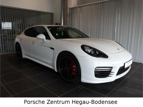 Porsche Panamera GTS Sitzbelüftung