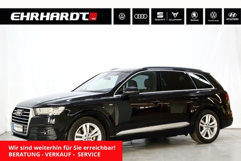 Audi Q7 3.0 TDI quattro S-Line HECKKL EL