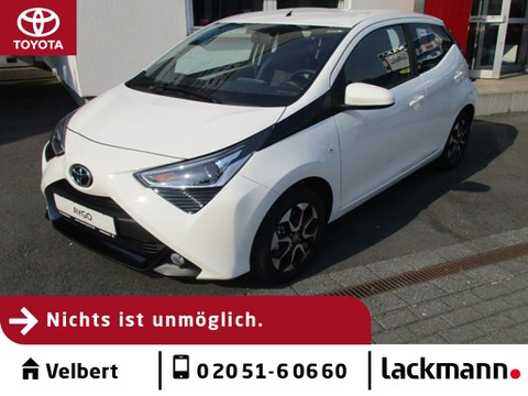 Toyota Aygo x-play connect 2018