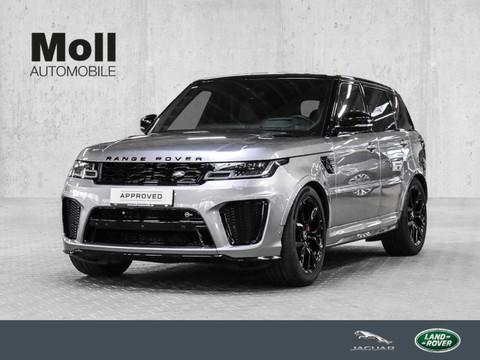 Land Rover Range Rover Sport 5.0 SVR AD El Fondsitzverst