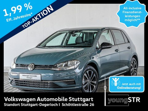 Volkswagen Golf 1.5 TSI VII IQ DRIVE BlindSpot