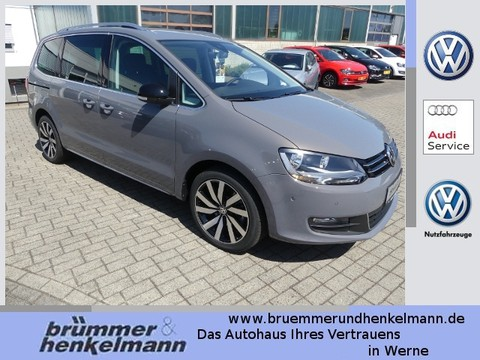 Volkswagen Sharan 2.0 TDI Comfortline IQ-DRIVE