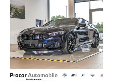 BMW 850 xDrive Gran Coup Aktivlenkung