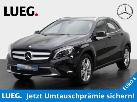 Mercedes GLA 220 d Urban Heckdeckel Offroad