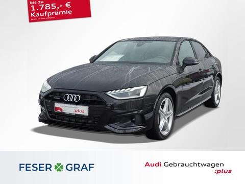 Audi A4 Lim Advanced 45 TDI qu 18`