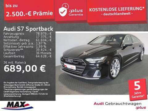 Audi S7 3.0 TDI Sportback