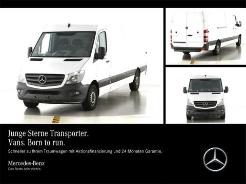 Mercedes Sprinter 316 KASTEN MAXI