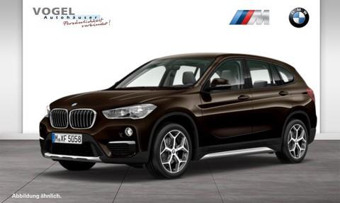 BMW X1 sDrive18d Modell xLine Display Lichtpaket