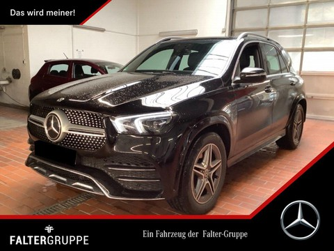 Mercedes-Benz GLE 450 AMG AMG DISTRO Widescrn MLED