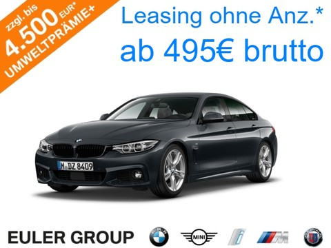 BMW 440 Gran Coupe i A M-Sport ad HiFi Sportlenkung