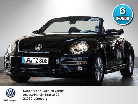 Volkswagen New Beetle 1.2 l TSI Cabriolet Cabriolet Design 77