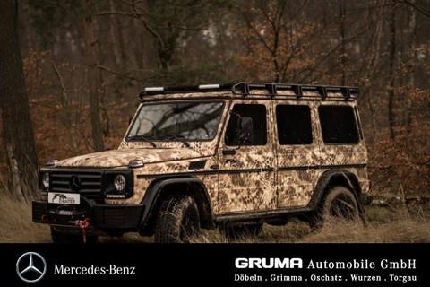 Mercedes G 350 d 2850 Gruma Hunter