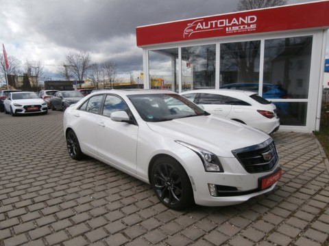 Cadillac ATS 2.0 Luxury Turbo EL SITZE
